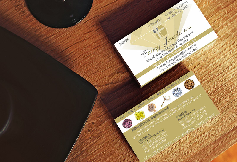 Business Card Design in India